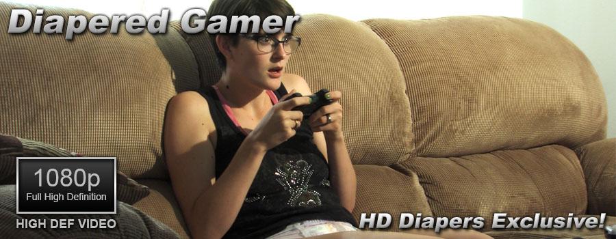 Diapered Gamer
