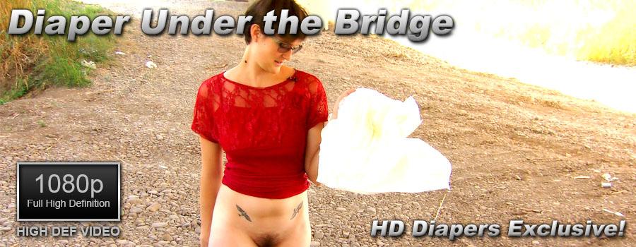 Diaper Under the Bridge