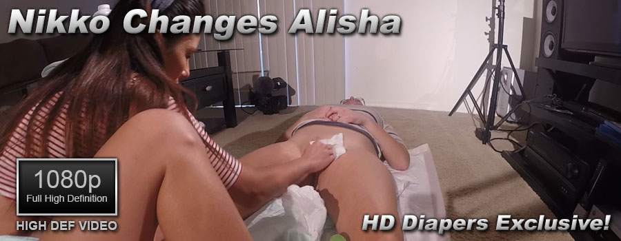 Nikko Changes Alisha