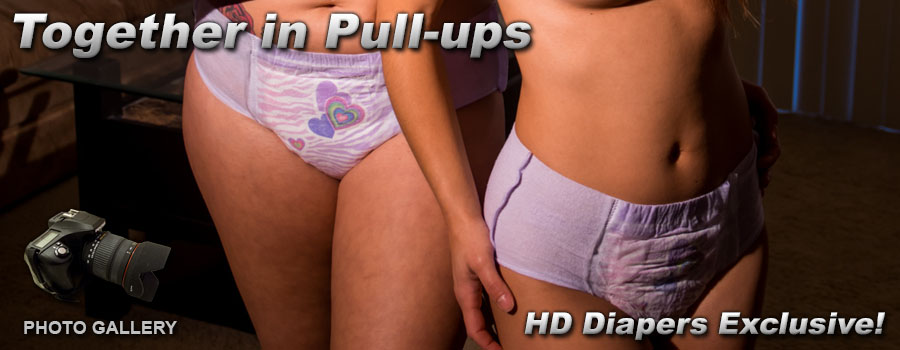 Photos- Together in Pull-ups