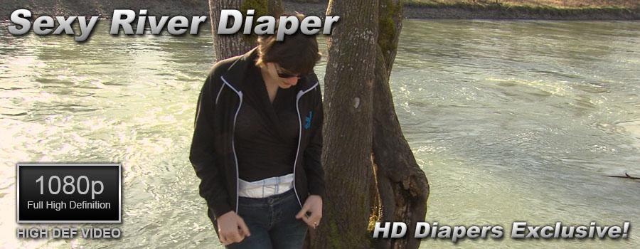 Sexy River Diaper