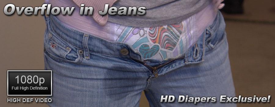 Overflow in Jeans