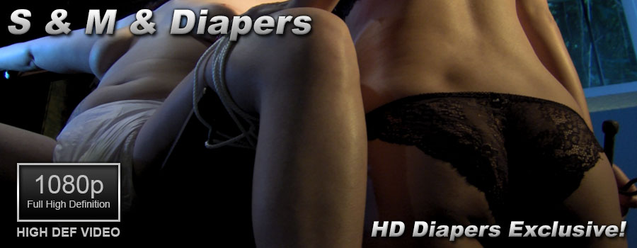S & M & Diapers