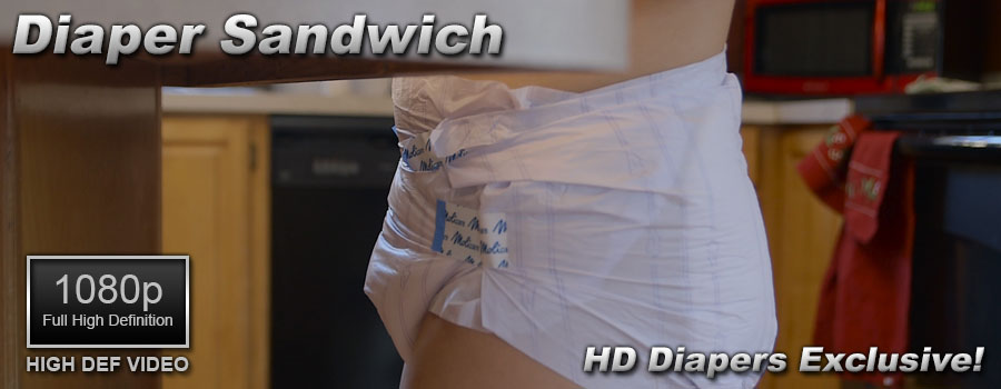 Diaper Sandwich