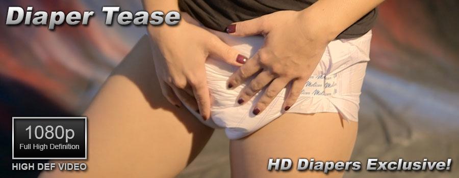 Diaper Tease