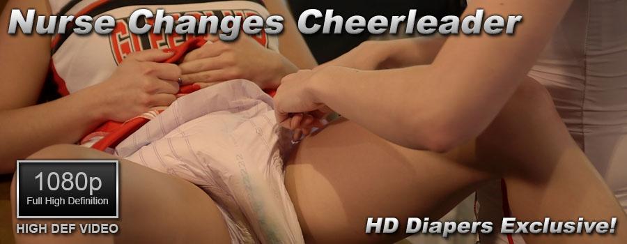 Nurse Changes Cheerleader