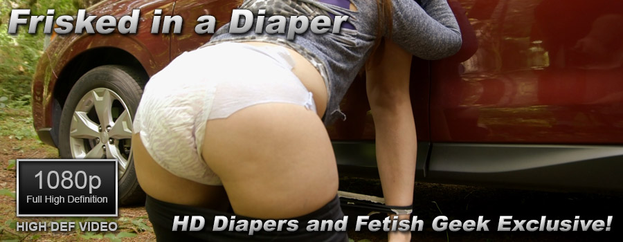 Frisked in a Diaper